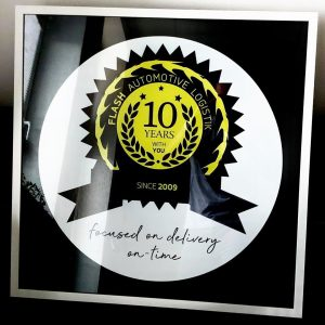 We celebrate 10 Years of company