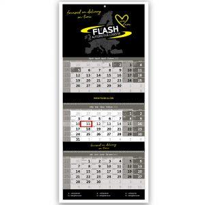 Present for our clients, calendar