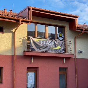 The building of company Flash Automotive Logistik